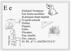 Lumea lui Scolarel...: De colorat alfabetul Preschool At Home, Preschool Activities, Teaching Kids, Kids Learning, Romanian Language, Kids Education, Nursery Rhymes, Kids And Parenting, Classroom