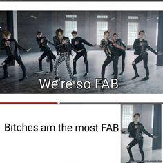 Chen is so FAB | allkpop Meme Center