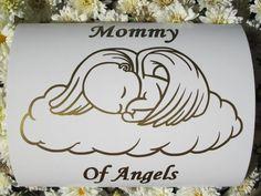 Mommy_of_angels_sleeping_baby_decal.JPG (1600×1200)