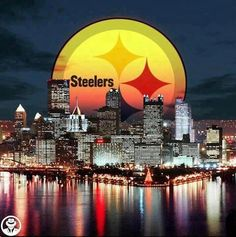 Pittsburgh and the Steelers Pittsburgh Steelers Wallpaper, Pittsburgh Steelers Football, Pittsburgh Sports, Best Football Team, Pittsburgh Pirates, Football Pics, Watch Football, Football Season, Steelers Pics