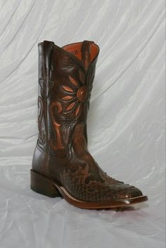 3eb62ed067f 7 Best Rios of Mercedes boots designed by Logan's images in 2013 ...