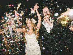 New Years Eve Wedding Details -- See Photos!