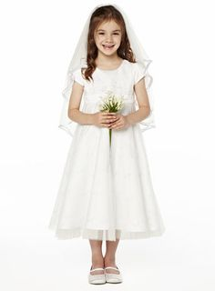 Help them celebrate their 'I do's' by browsing our range of wedding gifts and pick the perfect present to mark a special occasion! Girls Communion Dresses, Wedding Bridesmaids, Wedding Dresses, Lace Dress, White Dress, Baptism Outfit, First Communion, Dress Suits, White Lace