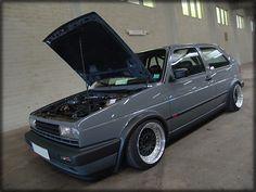 Volkswagen Golf Mk2, Vw Cars, Bmw E30, Audi Tt, Mk1, Custom Cars, Volvo, Automobile, Top Car