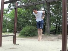 Mastering the Muscle Up - Gymnastic Ring Training Tutorial http://www.youtube.com/watch?v=NaHqTcfP3VM