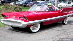 1955 Lincoln Futura...later became the Batmobile