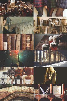 "HP Schools : Hogwarts (photos not mine) """"Hogwarts is my home"" """