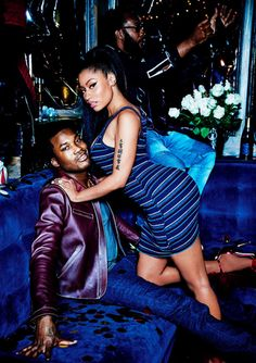 New PopGlitz.com: Nicki Minaj & Meek Mill Talk Misconceptions, Ideal Dates With Beyonce & Jay Z & More - http://popglitz.com/nicki-minaj-meek-mill-talk-misconceptions-ideal-dates-with-beyonce-jay-z-more/
