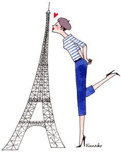 Parisienne de Kanako
