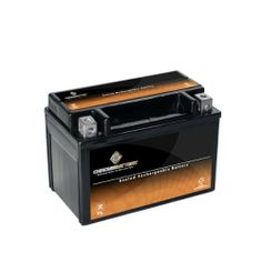YTX9-BS Motorcycle Battery for KAWASAKI ZX636-B, C Ninja ZX-6R 636CC 03-'06 by Chrome Battery. $29.75. Motorcycles also use the oldest and most reliable type of rechargeable battery, the Lead Acid battery. Chrome Battery offers a large inventory of motorcycle batteries to replace your existing battery. AGM Sealed Lead Acid batteries are considered the highest performing battery available on the market today. Each Chrome Battery motorcycle battery is constructed with lead c...