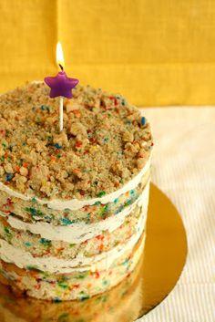 Hummingbird High: Funfetti Birthday Layer Cake from Momofuku Milk Bar