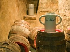 Interested in the story of beer? Beer and Oktoberfest Museum at Munich is the place to know all about it.  http://www.muenchen.de/int/en/sights/museums/beer-and-oktoberfest-museum.html?utm_content=buffer7738f&utm_medium=social&utm_source=pinterest.com&utm_campaign=buffer# Photo - Bier- und Oktoberfest museum