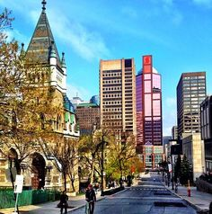 Centre-ville Montreal===Downtown Montreal