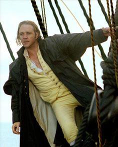 russell crowe master and commander | Master and Commander : De l'autre côté du monde - Russell Crowe ...