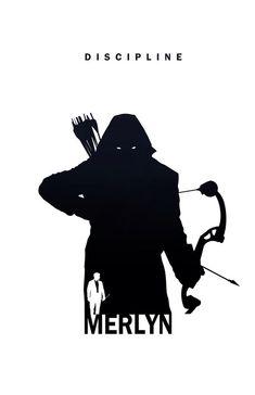 Merlyn - Discipline by Steve Garcia