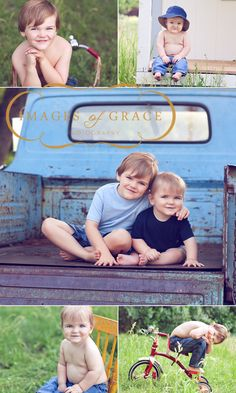 little boys... sweet brothers! Reminds me of my boys. I wish there was a slow down button.
