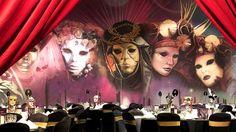 Venetian Carnival Event Idea