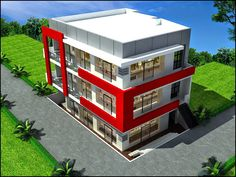 House Plan Proposed Storey Commercial Building Plans Pdf Desi on Commercial Office Floor Plans Proposed 3 Storey House Plan 15 Modern Buildings Commercial Building Architectural Design Proposed 3 Storey