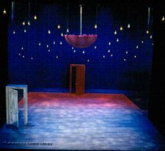 1994 Set Design1994. Set Design. Photographer: Malcolm Davies. Adrian Noble's production contained deliberate allusions to Brook's refashioning of the play. The set designed by Anthony Ward