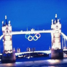 London and the Olympics are on my bucket list