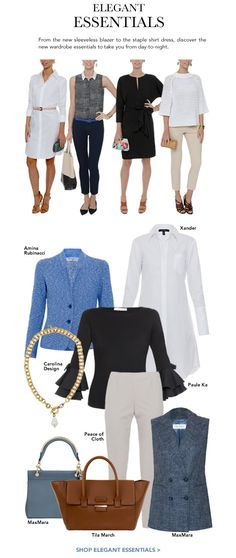 The Timeless Wardrobe: Elegant Essentials