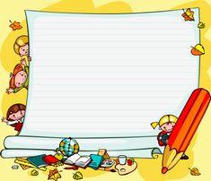school children's background
