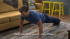 """S5 Ep12 """"Ben-Gemination"""" - Sixty Riley?  #BabyDaddy"""
