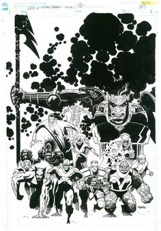 Days of Future Present by Mike Mignola