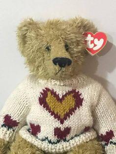 1993 TY Teddy Bear The Attic Treasure Collection