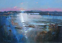 Dusk, Hamworthy, Poole
