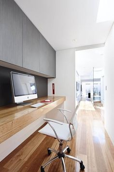 contemporary study nook - Google Search