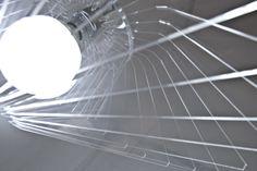 Diamanti suspension lamp, Eugenia Minerva design