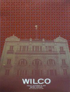 wilco at the Metro