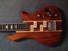 B.C. Rich Eagle Supreme Bass Guitar
