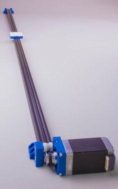 printer design printer projects printer diy Engineering Engineering Linear Actuator Kit you can find similar pins below. 3d Printer Designs, 3d Printer Projects, Cnc Projects, Routeur Cnc, Diy Cnc Router, Atuador Linear, Xy Plotter, Diy 3d, 3d Printing Diy