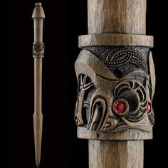 Tuturu - Weaving Pegs (Wood)
