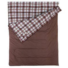 Coleman Sleeping Bag Hampton Double Rectangular Double Sleeping Bag Indoor & Outdoor 3 Season Extra Long Warm Filling For 2 Adults 220 X 150 Cm Comfort Temperature 6 C