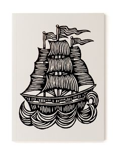 Boat & Boot Notebook