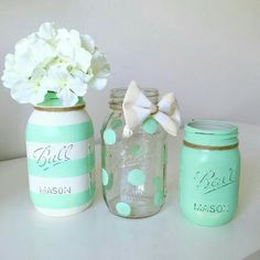 Mason jars can be used for everything