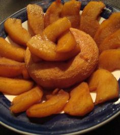 Hot Baked Cinnamon Apples