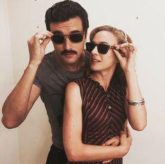 Javier y Marta