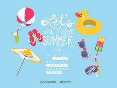 Desktop Wallpaper Calendars: July 2015