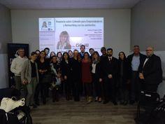 Mil gracias a los que estáis en la foto y a los que nos habéis acompañado en la charla que he dado sobre @linkedin  para #Emprendedores en @inceptumcc  #Barcelona pero que en el momento de la foto ya os habíais ido  .  Una abrazo especial para @marisaruizher y @fernandezdelcampo y gracias a @rudolfhelmbrecht por la propuesta  . . #BCN #Linkedin #CèliaHil #Emprenedoria #Emprendimiento #C_Relaciones #InceptumImpulsa #Inceptum #ConstruyendoRelaciones #FundaciónInceptum #RRSS #RedesSociales