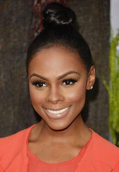 Tika Sumpter Beauty!!! The Sumpter women have beautiful skin!!!