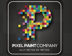 "Check out new work on my @Behance portfolio: ""Pixel Paint Company"" http://be.net/gallery/34868201/Pixel-Paint-Company"
