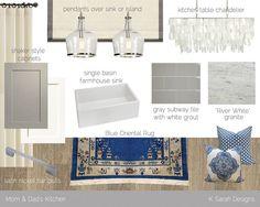 Kitchen Design Scheme
