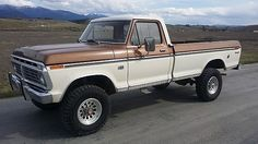 1973 Ford F250 4x4 highboy For Sale Eureka, Montana