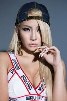 CL [Lee Chae-rin] | in love again