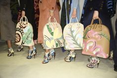 Fashion Backstage | Burberry Prorsum Fall 2014 London fashion week (LFW)
