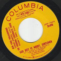 "45vinylrecord O Come All Ye Faithful/God Rest Ye Merry Gentlemen (7"" DJ/45 rpm) COLUMBIA http://www.amazon.com/dp/B017RN8NSS/ref=cm_sw_r_pi_dp_9H6qwb1KWQWJ8"